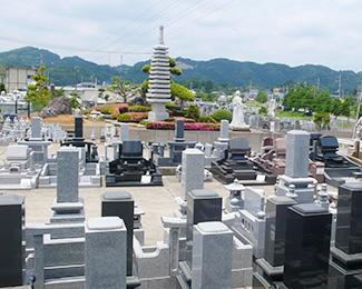 墓石・お墓関連展示場